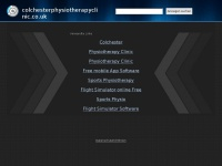 Colchesterphysiotherapyclinic.co.uk