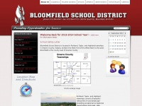 Bsd.k12.in.us - Bloomfield School District Main Page