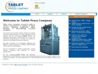 Tabletpress.co.in