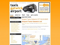 taxis-gatwick-airport.co.uk Thumbnail