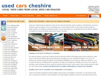 usedcarscheshire.co.uk