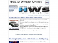 headlineweddingservices.co.uk
