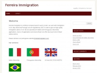 ferreiraimmigration.co.uk
