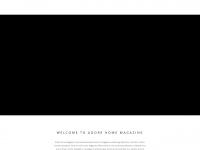 adoremagazine.com
