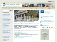 Njcourts.judiciary.state.nj.us - New Jersey Courts