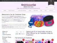 carairfreshenershop.co.uk Thumbnail