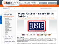 scoutpatch.org Thumbnail