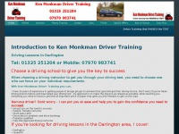 kenmonkmandrivertraining.co.uk