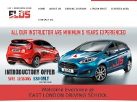 Drivingschooleastlondon.co.uk