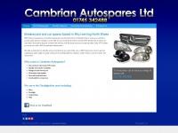 cambrianautospares.co.uk Thumbnail