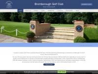 Bromboroughgolfclub.org.uk
