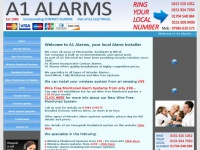 A1alarms.uk.com
