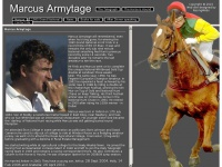 Marcus Armytage Grand National winner, journalist and public speaker