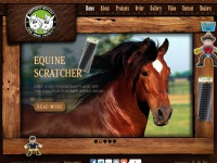 Fair Mare Products | Neigh Station | Equine Scratcher