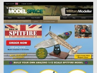 Buildspitfire.com - Build your own amazing 1:12 scale spitfire model