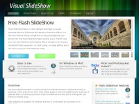 Flash Slideshow Maker : Free Flash SlideShow Maker