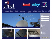 simataerials.co.uk Thumbnail