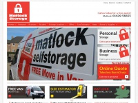 matlockstorage.co.uk Thumbnail