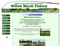 willowmarshfishery.co.uk Thumbnail