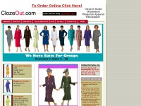 Clozeout.com: Wholesale Womens Suits, Church Suits, Church Dresses, Church Hats, Church Attire