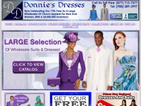 Donniesdresses.com - Church Suits, Church Dresses, Church Hats