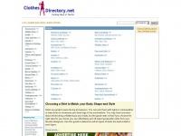 clothesdirectory.net