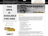 maidenhead-locksmith.co.uk Thumbnail