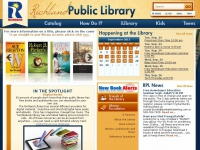 Richland Library, WA - Official Website