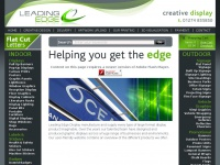 Leading Edge Creative Design & Display | Commercial Creativity