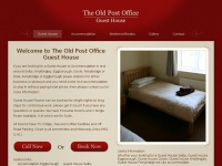oldpostofficeguesthouse.co.uk