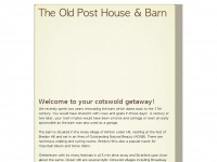 The-old-post-house.co.uk