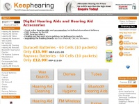 keephearing.co.uk Thumbnail