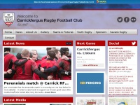 carrickrfc.co.uk Thumbnail
