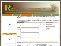 Ruralrecruits-cv.co.uk - Rural Recruits, the specialist recruitment agency dedicated to the country estate and field sports industry