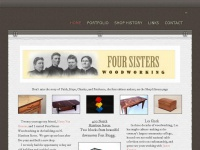 foursisterswoodworking.com