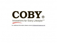 Cobyusa.com - Coby Electronics