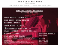 Theelectricfrog.co.uk