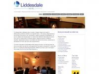 Theliddesdalehotel.co.uk