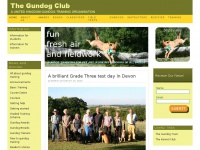 Thegundogclub.co.uk