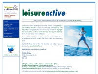 Leisure-Active Membership Scheme