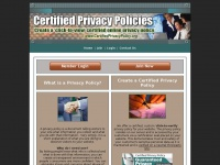 Certifiedprivacypolicy.org