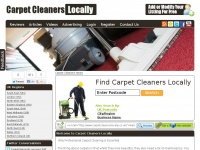 carpetcleanerslocally.co.uk Thumbnail