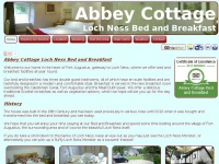 Abbeycottagelochness.co.uk