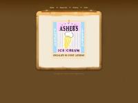 Ashersicecream.co.uk