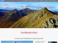 arranmountainfestival.co.uk