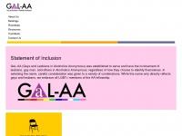 gal-aa.org Thumbnail