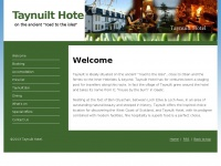taynuilthotel.co.uk