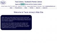 Tacaljoineryscotland.co.uk