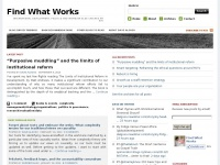 findwhatworks.wordpress.com