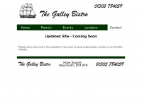 thegalleybistro.co.uk Thumbnail